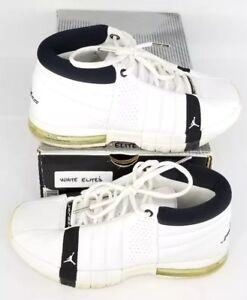 cb94e845ce1d Image is loading Nike-Jordan-Jumpman-Team-Elite-White-Basketball-Sneakers-