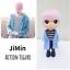miniature 4 - Kpop BTS RM Jin Suga JHope Jimin V Jungkook lastic Dressing Doll Toy  BANGTAN