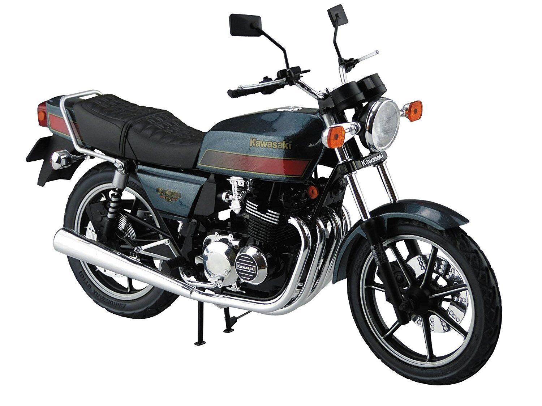 Aoshima 1 12 Kawasaki Z 400 FX E 4