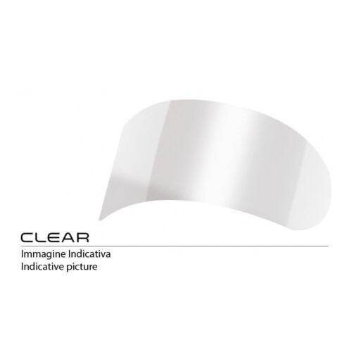 Visiera Airoh Antigraffio per casco S5 chiara CLEAR ORIGINALE