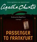 Passenger to Frankfurt by Agatha Christie (CD-Audio, 2016)