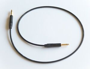 Canare GS6 GS-6 RCA to RCA Audio Cable 30 Ft BLACK.