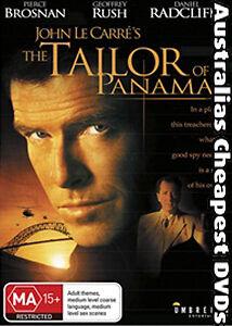 The-Tailor-Of-Panama-DVD-NEW-FREE-POSTAGE-WITHIN-AUSTRALIA-REGION-4