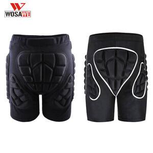 Anca-Protezione-Sci-impatto-Imbottito-Pantaloncini-Pattinaggio-Snowboard-Shorts