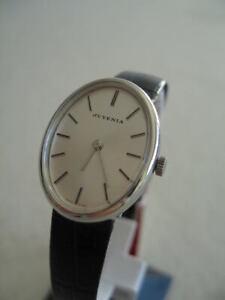 NOS-NEW-VINTAGE-STEEL-JUVENIA-SWISS-MADE-WATCH-1960-039-S