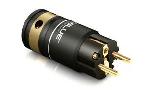 Viablue T6s SCHUKOSTECKER High-End Netzstecker Power Plug (1 Stück)