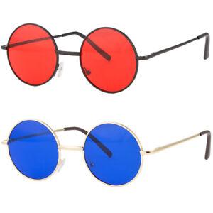 542a3eb4c30 Image is loading John-Lennon-style-Sunglasses-Round-Retro-vintage-style-