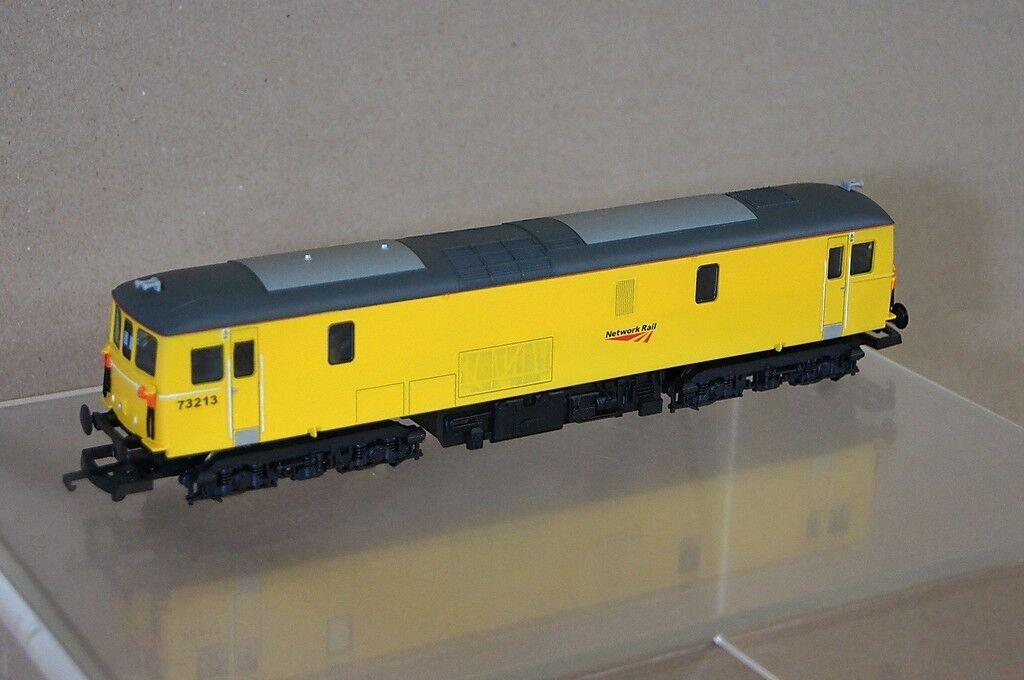 Lima Kit Montado Br Network Rail Clase 73 Loco 73213 Mint Mv