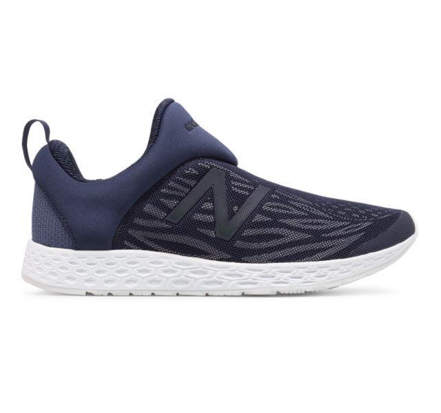 New Balance Men's Fresh Foam Zante Slip-on shoes Navy