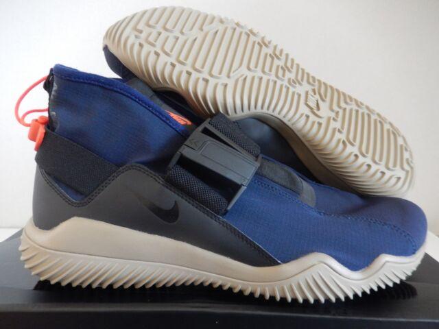 separation shoes 3244a 117cc NIKE ACG 07 KMTR KOMYUTER OBSIDIAN NAVY BLUE-KHAKI SZ 10 SOLDOUT!  902776