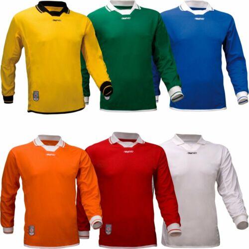 Aventex Kids Sport Calcio stampabile Manica Lunga T-Shirt Top Gym Training