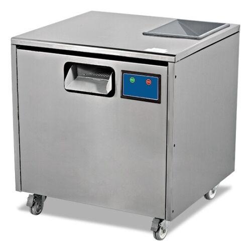 Besteckpoliermaschine 7000 Stück//h Besteck Poliermaschine Bestecktrockner NEU