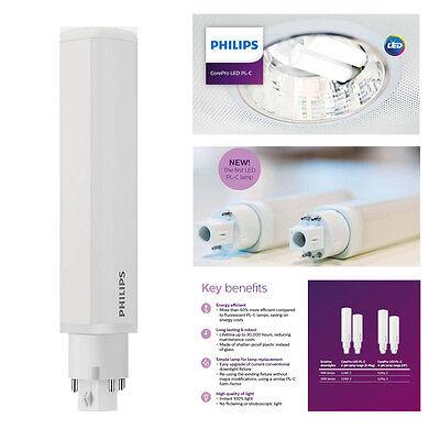 Philips CorePro PL C LED 9W 840 | 4 pins Substitut 26W