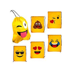 Borsa Fashion Emoticon Wink Kiss Love Cool Laugh 42x34Cm