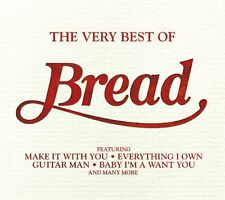 Bread - Very Best Of - CD NEW & SEALED - 20 Track Greatest Hits Collection