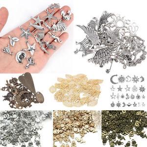 Wholesale-Tibetan-Silver-Vintage-Bronze-Charms-Pendant-Beads-DIY-Jewelry-Making