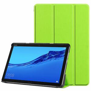 Smart-Cover Pour Huawei Mediapad M5 Lite 10 Protection Flip Case Slim Étui Stand