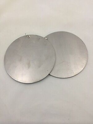 """Round 1//4/"""" .250 HRO Steel Sheet Plate Disc Shaped 7/""""  A36 Circle"""