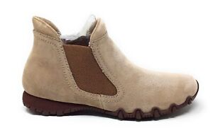 Skechers-Women-039-s-Bikers-Londoner-Ankle-Bootie-Chestnut-Brown-Size-8-5-M-US