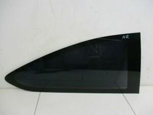 Side Window Windowpane Triangular Window Rear Right 3-Türer Foiled Ford