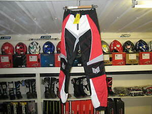 XC-TING-Trials-Bike-Riding-Pants-XXS-24-034-TOP-QUALITY-RED-CLEARANCE