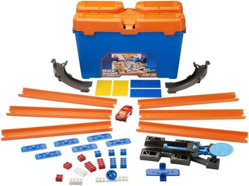 Hot Wheels DWW95 Track Builder Stunt Box