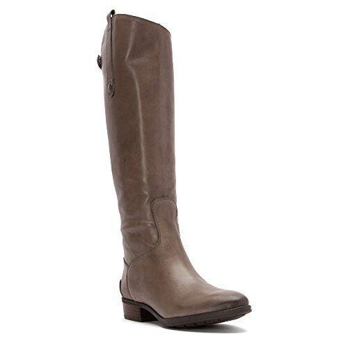 c0213b692f6e4a Sam Edelman 8523 Womens Penny Gray Riding BOOTS Shoes 6.5 Medium (b M) BHFO
