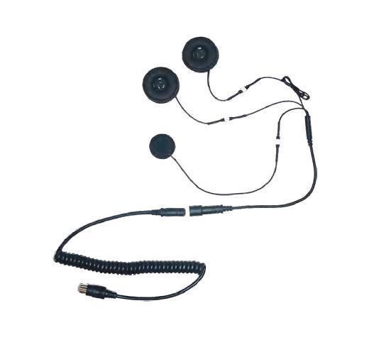 10x Foam Ear Pad Cushion For IMC Motorcom HS H 110 130 140 310 510 530 Headsets
