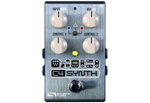 source audio c4 synth synthesizer guitar bass pedal 890729001583 ebay. Black Bedroom Furniture Sets. Home Design Ideas