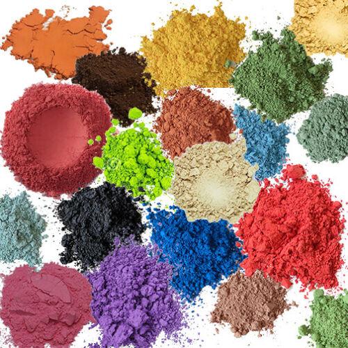 #US *** LOT*** Pottery Pigments Stains Underglaze Colors Paints Ceramic