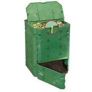 juwel komposter thermokomposter 600 l kompostbeh lter kompost ebay. Black Bedroom Furniture Sets. Home Design Ideas