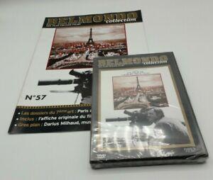 DVD BELMONDO DIEU A CHOISI PARIS + FASCICULE + AFFICHE DU FILM (30x42cm)