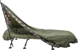 Wychwood-Tactical-Carp-Tarp-XL-NEW-Carp-Fishing-Bed-Cover-Shelter-H2404
