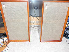 Vintage Fisher XP-1A  3-Way  Speakers