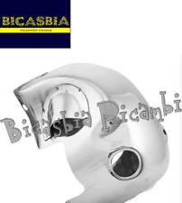 9245 - CUFFIA CILINDRO MOTORE ACCIAIO INOX LAMBRETTA LI 150 SERIE 1 2 3 SPECIALE
