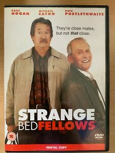 Strange-Bedfellows-DVD-2005-Lgbt-Australien-Comedie-Film-Largeur-Paul-Hogan