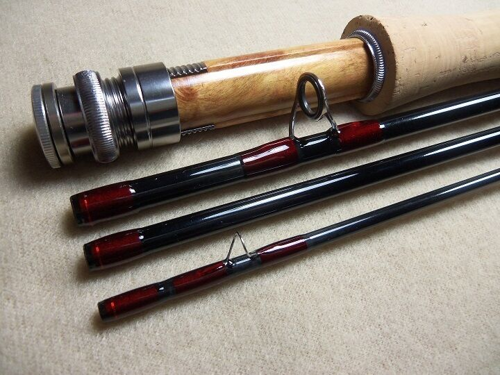 Sage X Series Custom 9' 4 Weight New Fly Rod Built Just For You 490-4