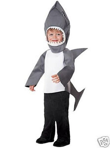Image is loading Shark-Boy-Toddler-12-18-Month-Costume-Child-  sc 1 st  eBay & Shark Boy Toddler 12-18 Month Costume Child Kids Halloween Dress Up ...