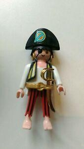 2x Kopftuch blau geschlossen 14507 Pirat