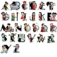 Betty Boop Alphabet Collection - Letters A - Z