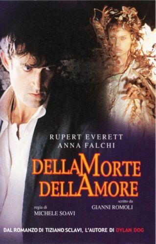 CEMETERY MAN aka DELLAMORTE DELLAMOREMovie Poster Horror Zombies