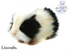 Guineapig/Guinea Pig Black/white Plush Soft Toy Cavey by Hansa 4592