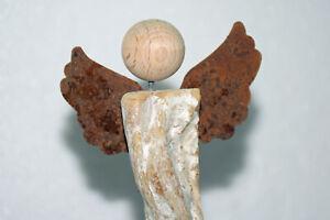 Fluegel-Engel-Rost-Engelsfluegel-9-x-5-cm-Metall-Deko-Basteln-Weihnachten-DIY