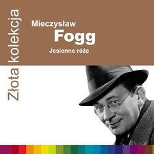 CD MIECZYSŁAW FOGG Złota kolekcja Jesienne róże