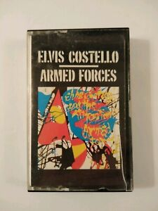 Elvis-Costello-Armed-Forces-Cassette-Tape