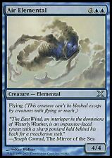 Air Elemental X4 EX/NM 10th Edition MTG Magic Cards Blue Uncommon