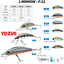 YO-ZURI-L-MINNOW-F-11-Truite-Brochet-Perche-Saumon-Trout-Pike-Perch-Lure miniature 1