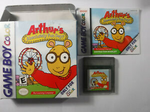 Arthur-039-s-Absolutely-Fun-Day-Nintendo-GameBoy-Color-Boxed-Game-Boy