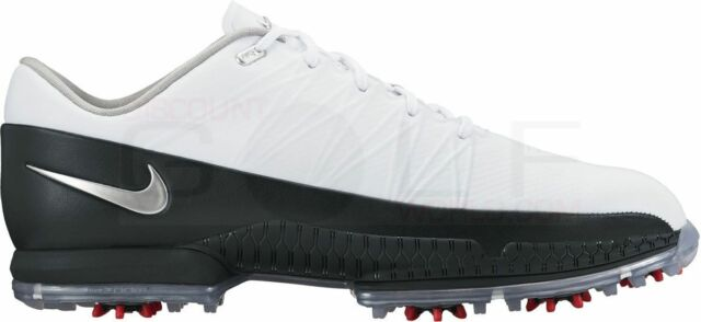 new style 034c2 27644 Nike Air Zoom Attack Men Golf Shoe Size 8 8.5 9 White Black 853739 8