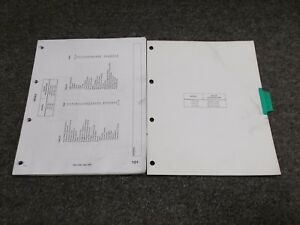 1981 1985 mercedes benz 300d 300cd 300td turbo wiring diagrams rh ebay com